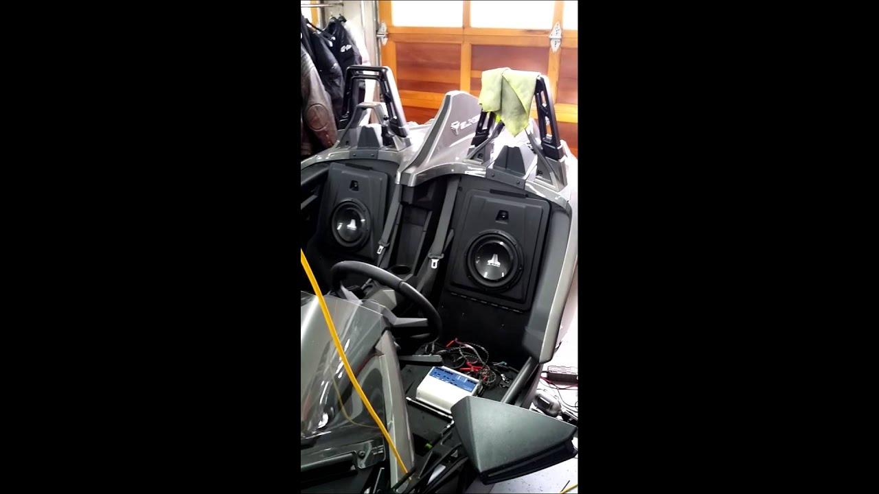 Polaris Sling Shot >> Polaris slingshot audio - YouTube
