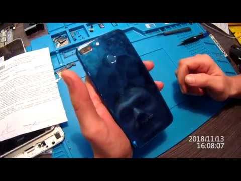 Разборка Huawei Honor 9 Lite