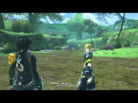 Phantasy Star Online 2 – Gameplay Forest [PT-BR]