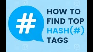 Hashtagify | Finding Hashtags | How to find top hashtags on twitter