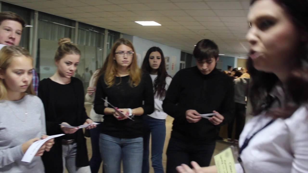 Посвящение в студенты 2016, Институт иностранных языков МПГУ