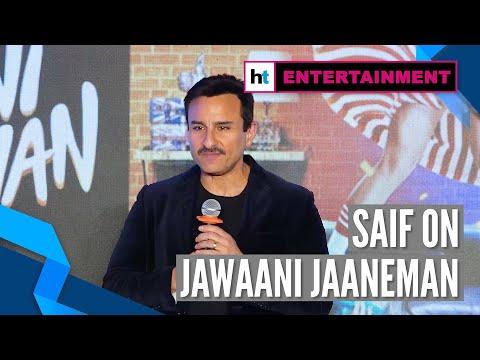 Saif Ali Khan on his character in upcoming film Jawaani Jaaneman