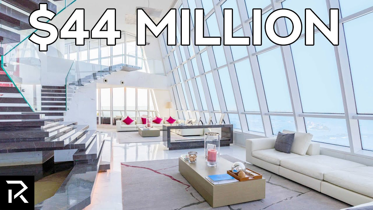 Inside Dubai's Million Dollar Penthouses