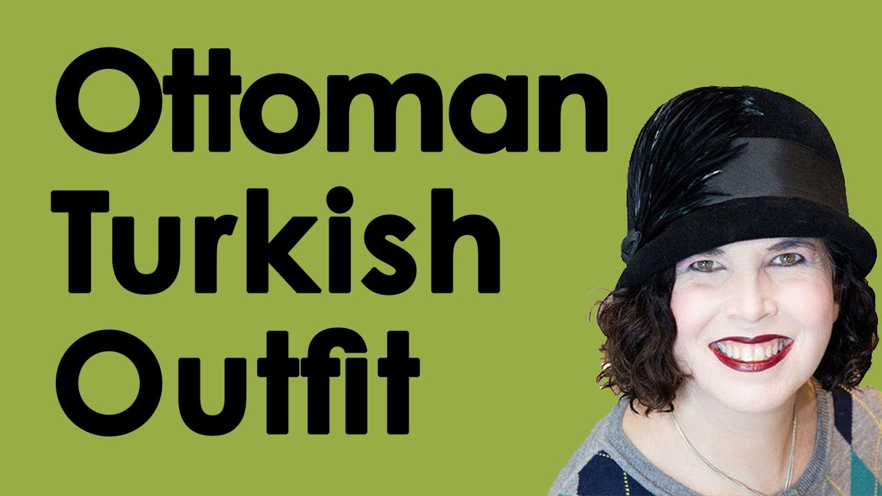 Complete Ottoman Turkish Outfit Youtube