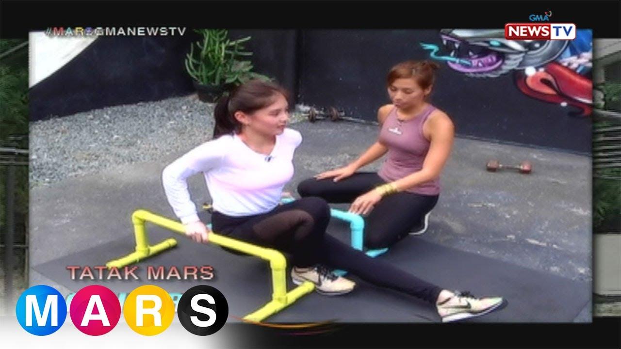 Tatak Mars: New fitness paandar with Arra San Agustin