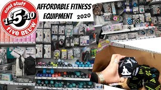 FIVE BELOW * AFFORDABLE FITNESS GEAR / SHOP WITH ME