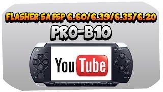 TUTO - Flasher sa PSP 6.60/6.39/6.35/6.20 - FR