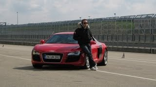 Audi R8 vs. KTM RC8 - GRIP - Folge 29 - RTL2