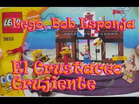 EsponjaEl EsponjaEl Lego Bob Bob Crustaceo Lego Crustaceo Crujiente Crujiente EsponjaEl Crustaceo Lego Bob oQdBeCrWx