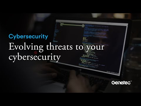 Cybersecurity - The evolving threat landscape