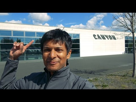 Visit to Canyon Bicycles in Koblenz, Germany