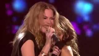 Carly Rose Sonenclar & LeAnn Rimes - How Do I Live (The X-Factor USA 2012) [Final]