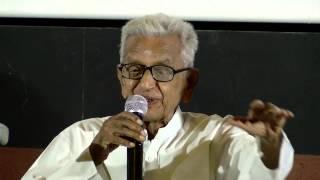 Mahatma Gandhi's Secretary V Kalyanam Recalls About Leader Kamaraj - Kamaraj Tamil Movie