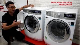 Máy Giặt Sấy Electrolux EWW14023 và EWW14113