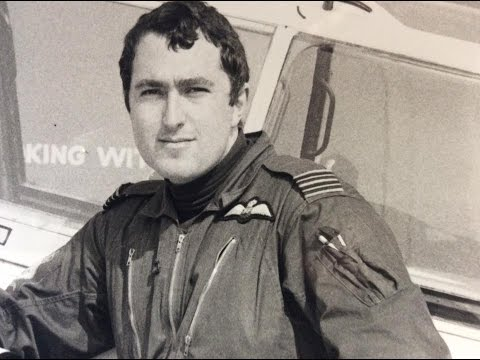 Interview with Phil Keeble on the Hawker Hunter