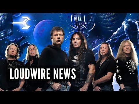 Iron Maiden Sued for $2.6 Million by Former Singer