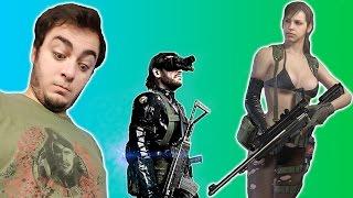 Metal Gear Solid 5 - Yardımcılarım Sağ Olsun