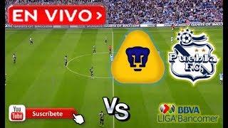 PUMAS (4) vs (2)PUEBLA RADIO | 2018