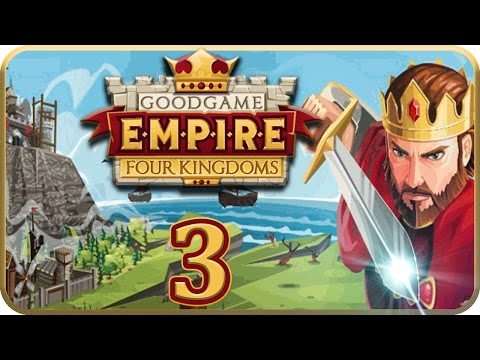Let's Play SHORT [Android] Empire: Four Kingdoms Part 3: Zum Angriff!