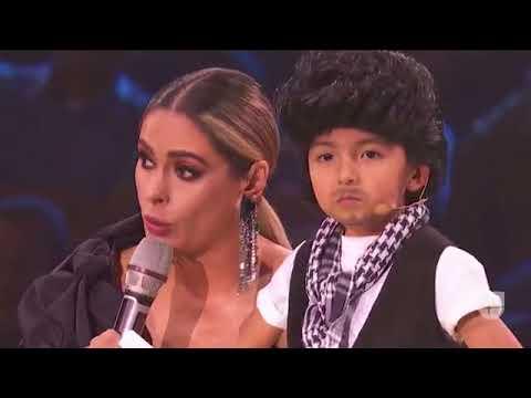 Download Pequeños Gigantes 2018 Programa 2 - Morokito imita a Luis Fonsi