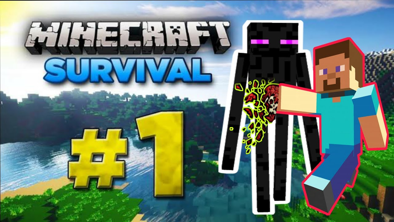 Minecraft Gameplay part 1 || PainKiller❤️❤️🔥🔥