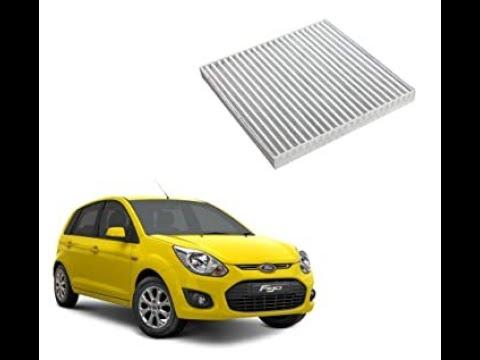 Ford Figo AC Filter Clean