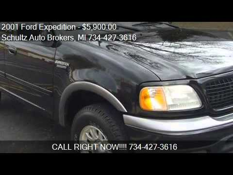 2001 Ford Expedition for sale in Livonia, MI 48150 at the Sc