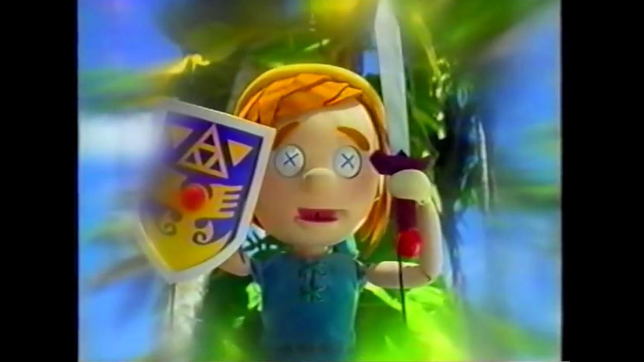 The Legend Of Zelda Link S Awakening Commercial 1993 Gb
