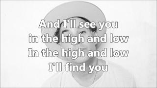 Joshua Radin - High And Low (Lyrics Video) Lyrics: When the old sol...