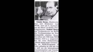 günter krenz über deutschen schlager wdr 4