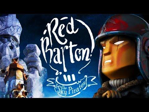Red Barton and The Sky Pirates 2017 ► ИГРА ПИРАТОВ ► Full HD Gameplay прохождение игры ► НОВЫЕ ИГРЫ |