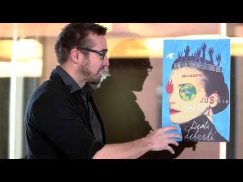 L'UQAM vue par 7 artistes: science politique et droit