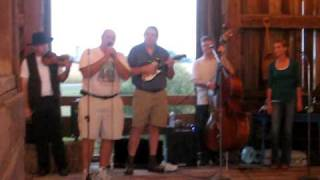 Back Porch Swing Band - Auctioneer Song