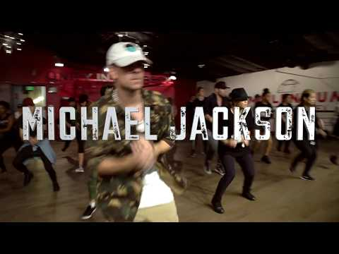 Michael Jackson - Threatened Choreography By Anze