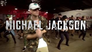 Michael Jackson - Threatened Choreography By Anze