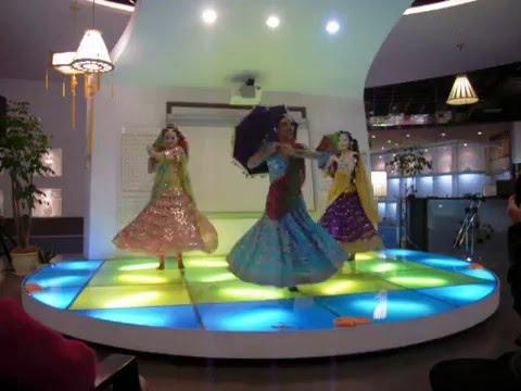 台玻館台北小中心印度舞表演