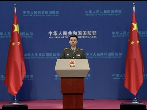 China Vows to Defend Its Sovereignty and National Security