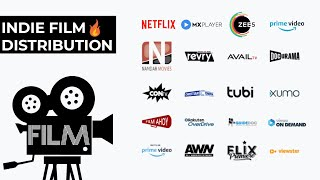 Indie Film Distribution (Worldwide) | How to Get Your Films on Netflix, Amazon Prime Video - FilmHub