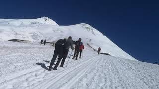 RUSKO KAVKAZ   na skútrech pod Elbrus