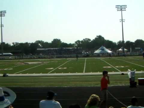 2010 Colts Training Camp in Anderson, Indiana