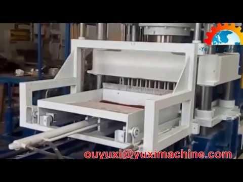 Yuxi Hydraulic Concrete Automatic Brick Making Machine Equipment Manufacturer