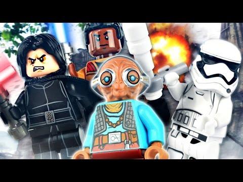 "LEGO Star Wars : The Force Awakens - 75139 ""Battle on Takodana"" - Review"