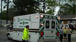 VA Beach EMS Response to F A 18D Plane Crash