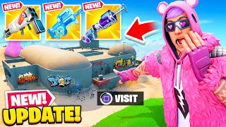 *NEW* HUGE UPDATE in Fortnite! (New Exotics, Skins + MORE)