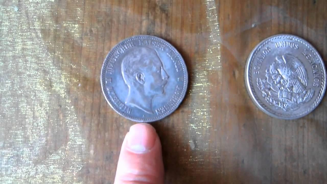 Münzensammlung Wertvoll Erkennungsmerkmale Für Münz Laien Youtube