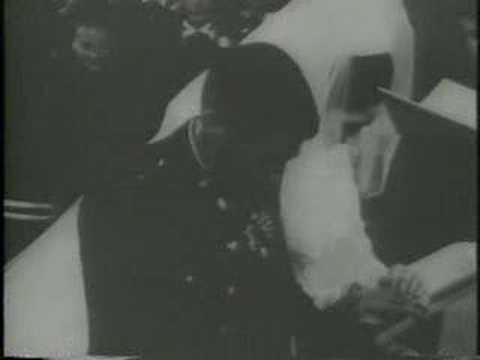 White House Wedding; 1st Heart Transplant, Dr Christiaan Barnard 1967/12/12