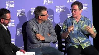 "SBIFF Cinema Society - ""An Interview With God"" Q&A - Clip 01"
