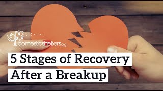 Break grief of the up 7 stages After the