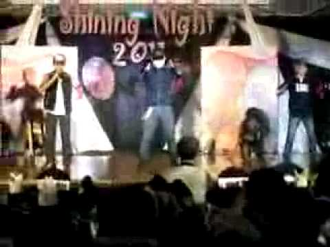 Shining night 2010 - nhóm Bê Đê Ku Đê