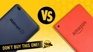 "Walmart Onn 8"" Tablet vs Amazon Fire HD 8 with Alexa"
